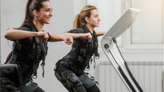EMS Fitness Gym in Dubai