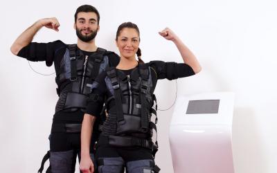 Personal EMS Training Benefits For Women in Dubai